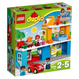Klocki LEGO® DUPLO® 10835 Dom rodzinny
