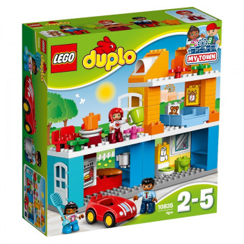 Klocki LEGO DUPLO 10835 Dom rodzinny