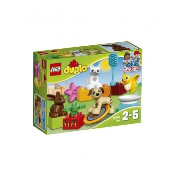 LEGO DUPLO 10838 Zwierzęta domowe