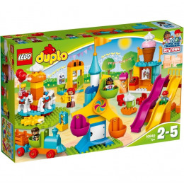 LEGO DUPLO 10840 Duże wesołe miasteczko