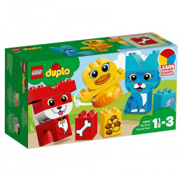 LEGO® DUPLO® 10858 Moje pierwsze zwierzątka