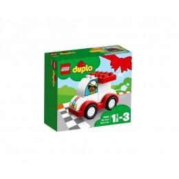LEGO® DUPLO® 10860 Moja pierwsza wyścigówka