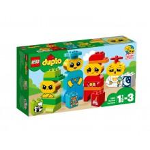 LEGO® DUPLO® 10861 Moje pierwsze emocje
