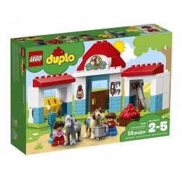 LEGO® DUPLO® 10868 Stajnia z kucykami