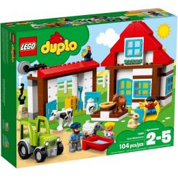 LEGO® DUPLO® 10869 Przygody na farmie