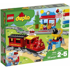 LEGO® DUPLO® 10874 Lokomotywa parowa