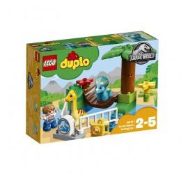 LEGO® DUPLO® 10879  Jurassic World - Łagodne olbrzymy
