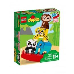 LEGO® DUPLO® 10884 Moje pierwsze zwierzątka na równoważni