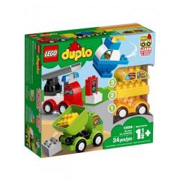 LEGO DUPLO 10886 Moje pierwsze szamochodziki