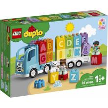 LEGO® DUPLO® 10915 Ciężarówka z alfabetem