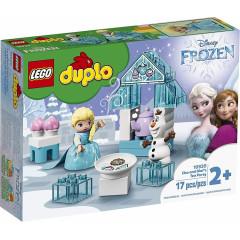 LEGO® DUPLO® 10920 Popołudniowa herbatka u Elsy i Olafa