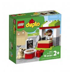 LEGO® DUPLO® 10927 Stoisko z pizzą