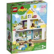 LEGO® DUPLO® 10929 Wielofunkcyjny domek