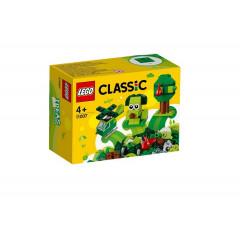 LEGO® Classic 11007 Zielone klocki kreatywne