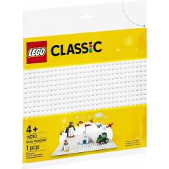 LEGO® Classic 11010 Biała płytka konstrukcyjna