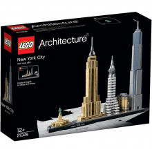 LEGO Architecture 21028 Nowy Jork