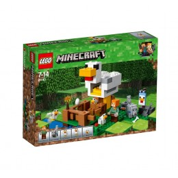LEGO Minecraft 21140 Kurnik
