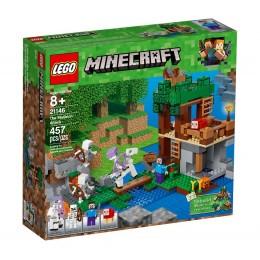 LEGO Minecraft 21146 Atak Szkieletów