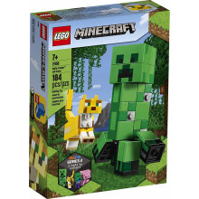 LEGO Minecraft 21156 BigFig - Creeper i Ocelot