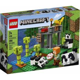 LEGO® Minecraft™ 21158 Żłobek dla pand
