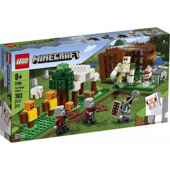 LEGO® Minecraft™ 21159 Kryjówka rozbójników