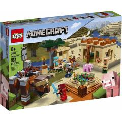 LEGO® Minecraft™ 21160 Najazd złosadników