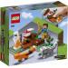 Klocki LEGO Minecraft™ 21162 Przygoda w tajdze