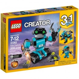 Klocki LEGO® Creator 31062 Robot - Odkrywca