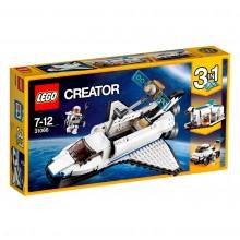 LEGO® Creator 31066 Odkrywca promu kosmicznego