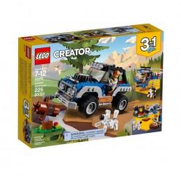 LEGO® Creator 31075 Zabawy na dworze