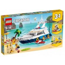LEGO Creator 3w1 31083 Przygody w podróży