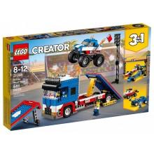 LEGO® Creator 3w1 31085 Pokaz kaskaderski