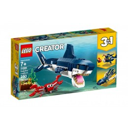 LEGO Creator 31088 Morskie stworzenia