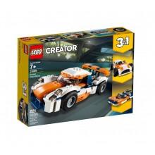 LEGO® Creator 31089 Słoneczna wyścigówka