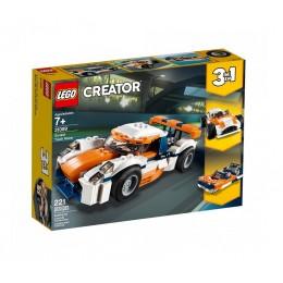 LEGO Creator 31089 Słoneczna wyścigówka