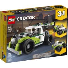 LEGO® Creator 31103 Rakietowy samochód