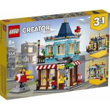LEGO® Creator 31105 Sklep z zabawkami