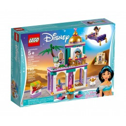 LEGO® Disney 41161 Pałacowe przygody Aladyna i Dżasminy