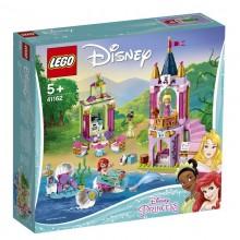 LEGO® Disney 41162 Królewskie przyjęcie Arielki, Aurory i Tiany