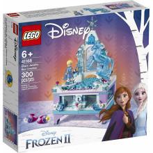 LEGO Disney 41168 Szkatułka na biżuterię Elsy