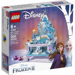 LEGO® Disney 41168 Szkatułka na biżuterię Elsy