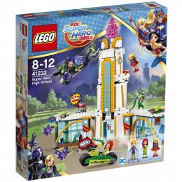 Klocki LEGO DC  Super Hero Girls 41232 Szkoła Superbohaterek