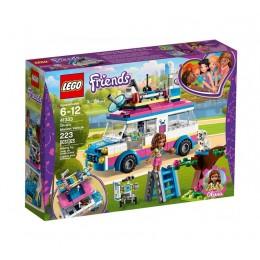 LEGO® Friends 41333 Furgonetka Olivii