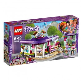 LEGO® Friends 41336 Kawiarnia artystyczna Emmy
