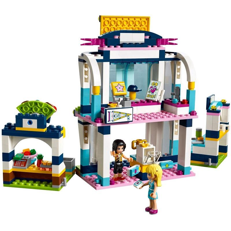 Lego Friends 41338 Stadion Sportowy Stephanie Sklep Zabawkowy