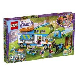 LEGO® Friends 41339 Samochód kempingowy Mii