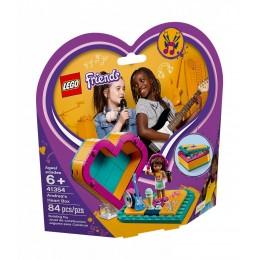 LEGO® Friends 41354 Pudełko w kształcie serca Andrei