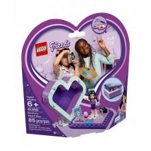 LEGO® Friends 41355 Pudełko w kształcie serca Emmy