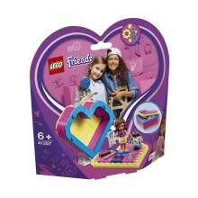 LEGO® Friends 41357 Pudełko w kształcie serca Olivii