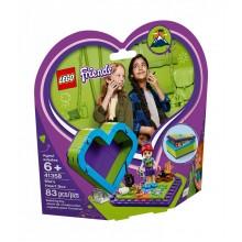 LEGO® Friends 41358 Pudełko w kształcie serca Mii